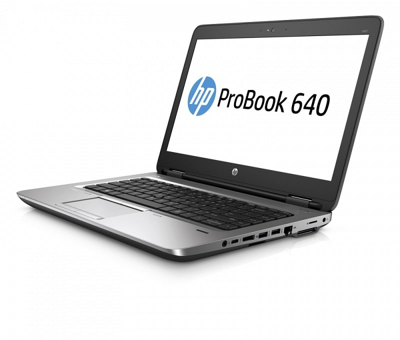 Laptop HP ProBook 645 G2 14'', AMD A10-8700M GHz, 8GB, 500GB, Video Radeon R6 Negro Gris EQUIPO REACONDIONADO GRADO A