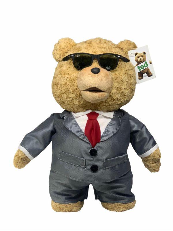 Oso Ted Peluche Traje Pelicula