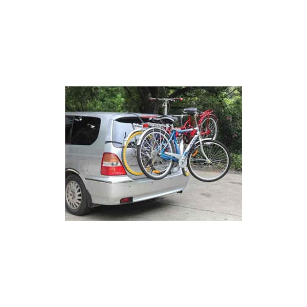 Rack Bicicleta Porta Bicicletas Plegable 3 Bicicletas Hasta 37 kg