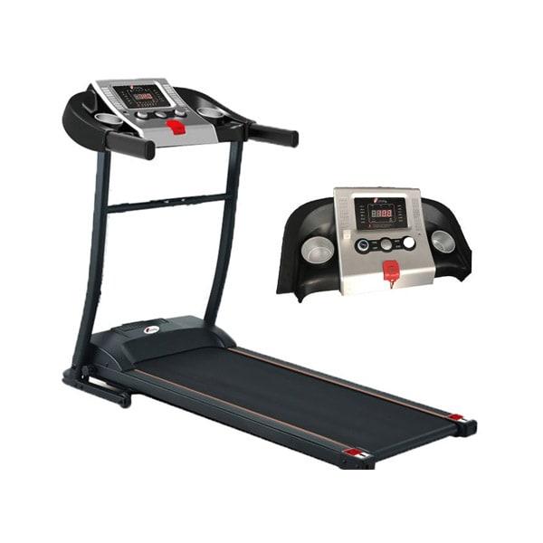 Caminadora Eléctrica Centurfit Walk 1.5 Hp Gym con Bocinas  Pantalla Led 12 Programas USB Auxiliar