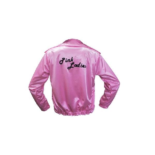 Chamarra de Rock para Niña Pink Ladies Festival Escolar - DISFRACES TuDi