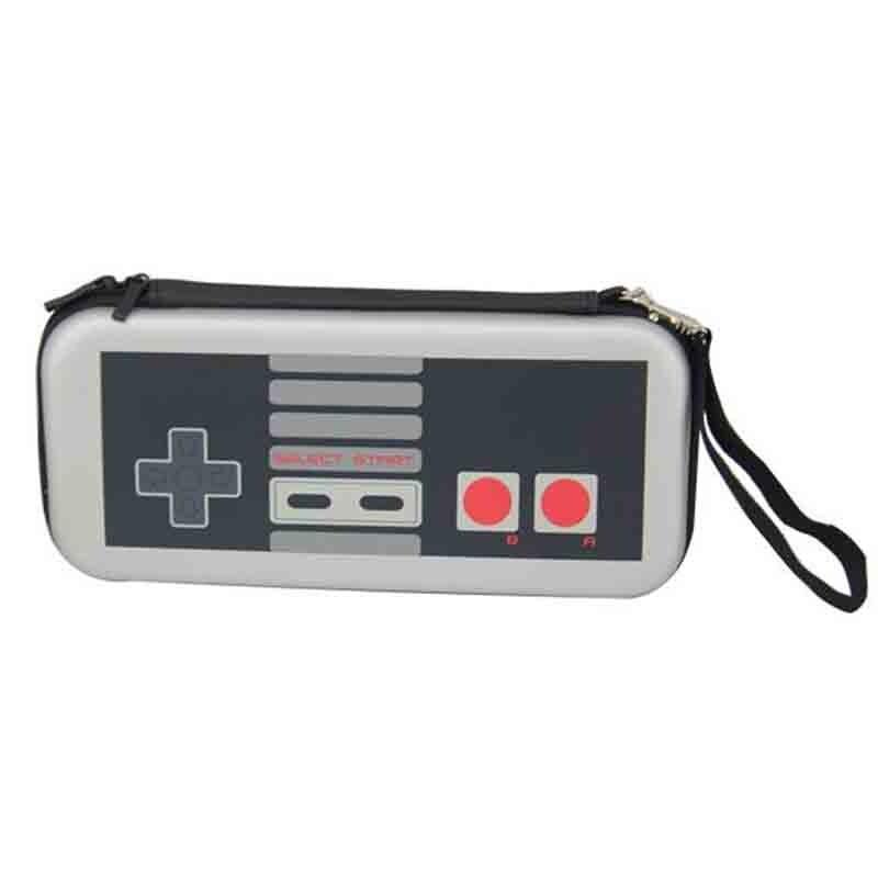 Nintendo Switch Funda Estuche Viajero (Retro)