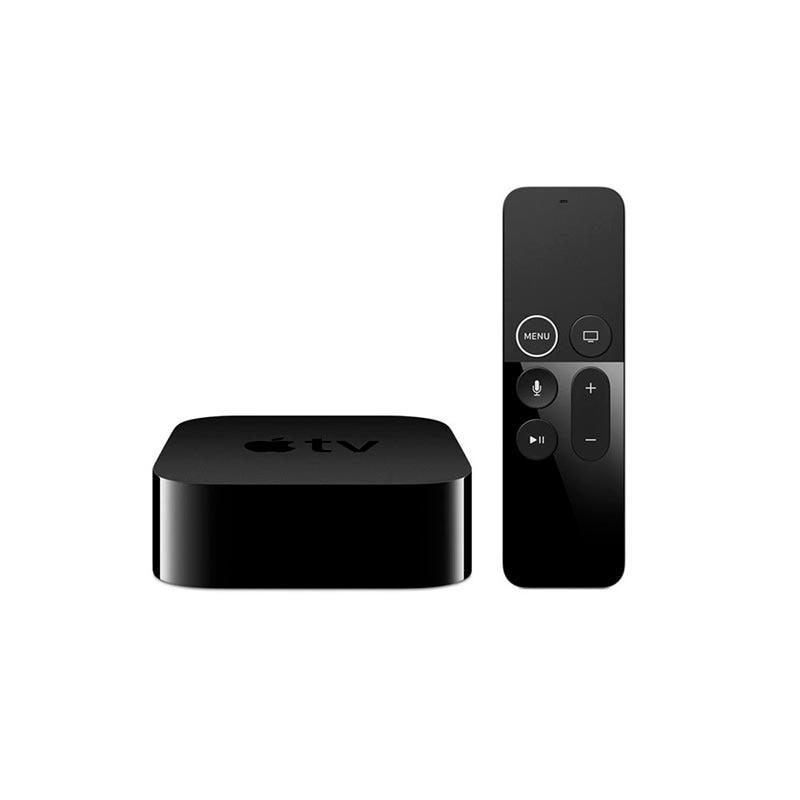 Apple TV  64GB 4K Control Tactil- Negro
