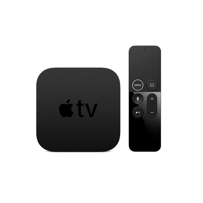 Apple TV  32GB 4K Control Tactil- Negro