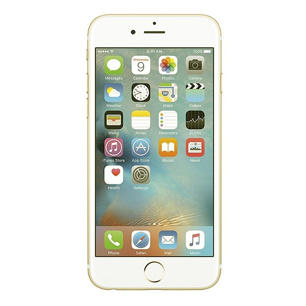 Apple iPhone 6 4G Lte 16GB Liberado Reacondicionado