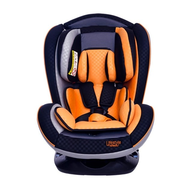 Autoasiento UnLimited Shield Orange