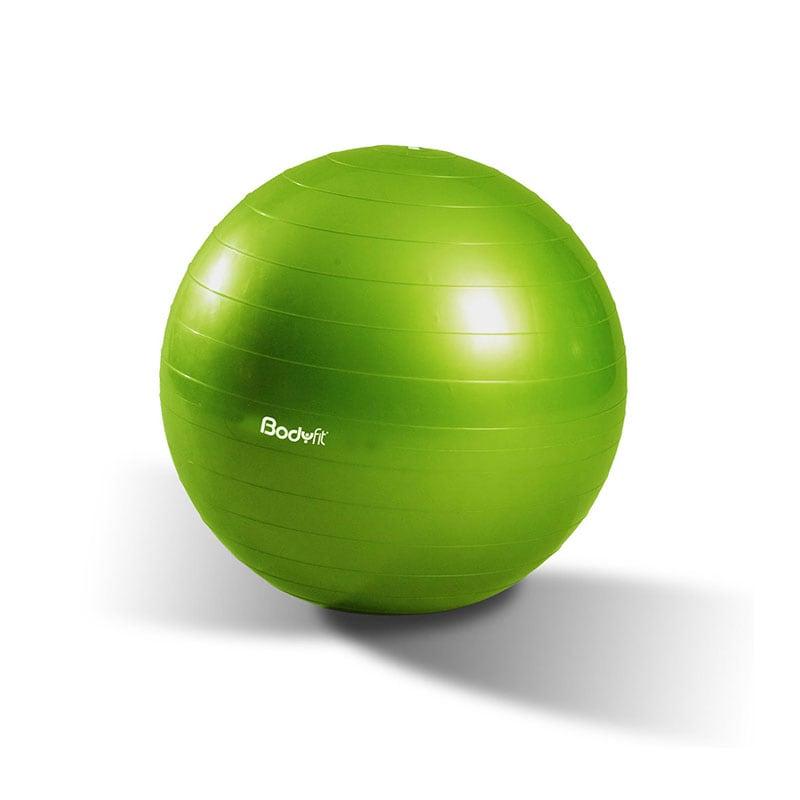 Pelota Pilates 55 Cm Bodyfit Bf-spbal55-vd Verde