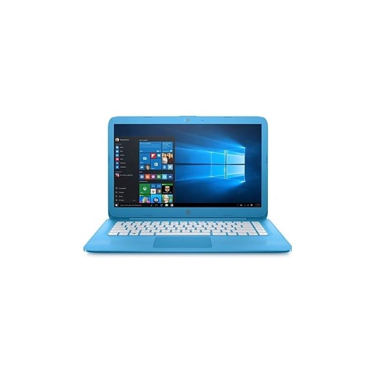 LAPTOP HP STREAM 14-AX010CA 14 PULGADAS CELERON 3060 RAM 4GB ALMACENAMIENTO 32GB WINDOWS 10 COLOR AZUL