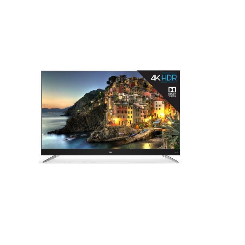 PANTALLA SMART TV TCL 55 Pulgadas 4K Modelo 55C803 + TECLADO Y MOUSE INALAMBRICO DE REGALO