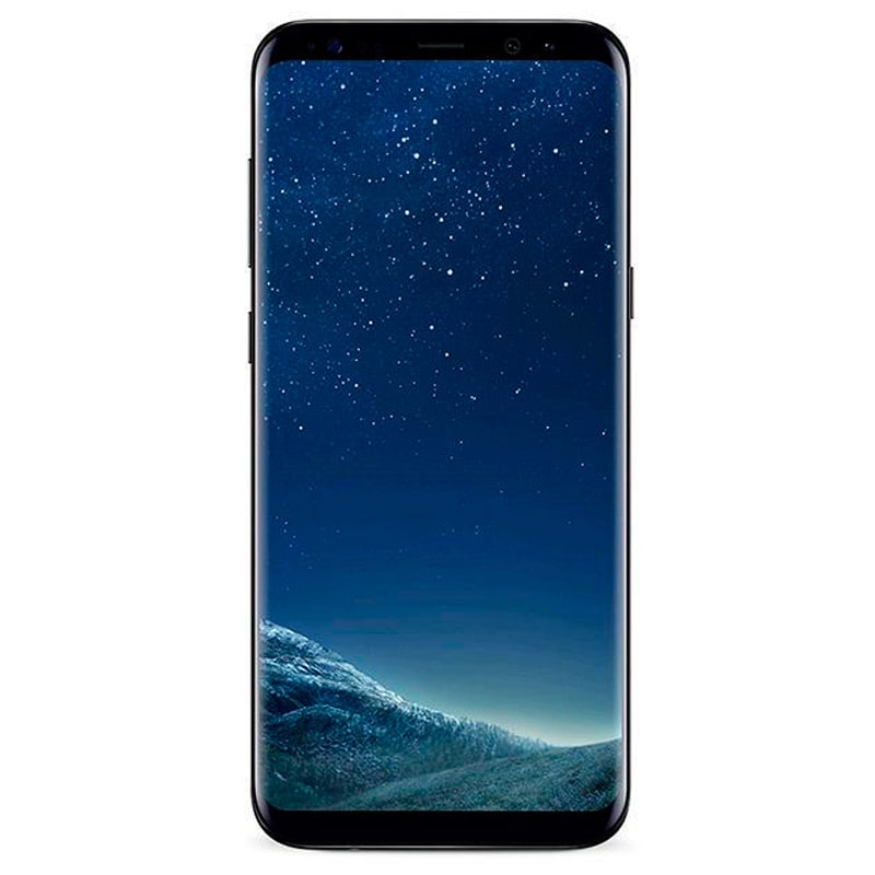 Celular Samsung Galaxy S8+ 64GB Color Negro Telcel