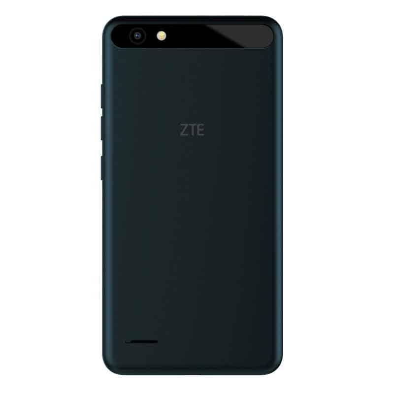 Celular ZTE Blade A6 Max Color Azul Telcel