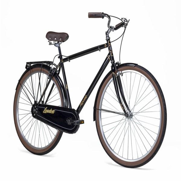 Bicicleta Urbana London R700 Negro