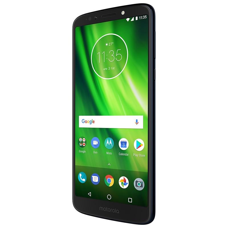 Celular Motorola LTE XT1922-4 MOTO G6 PLAY DEEP INDIGO Telcel