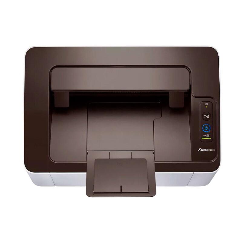 Impresora negro HP Samsung SL-M2020 carta y oficio 20 ppm 1200dpi USB alta velocidad