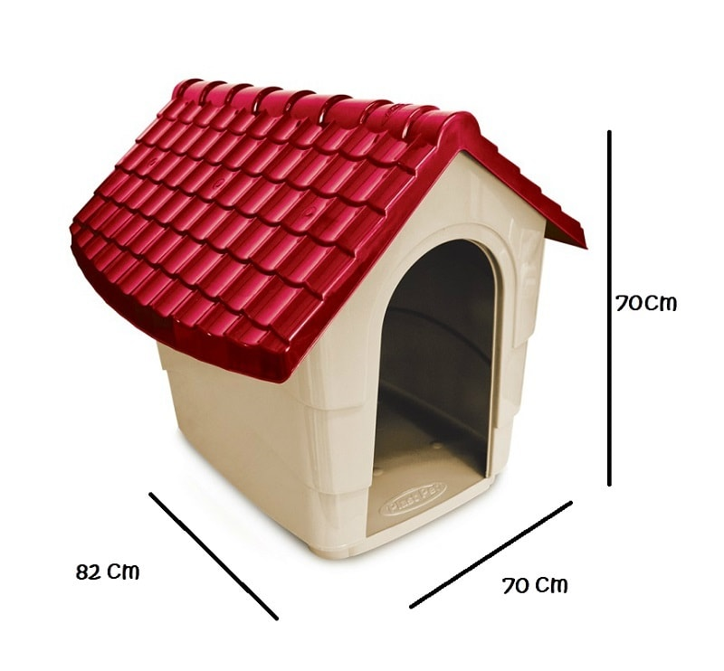 NEW HOUSE NO. 4 CASA PARA PERRO VINO