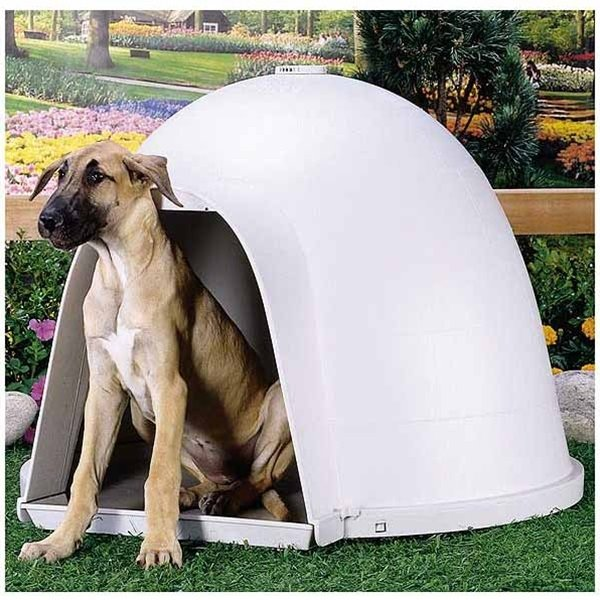 Casa Perro Dogloo Xt Chica 65x63x46.2cm Petmate