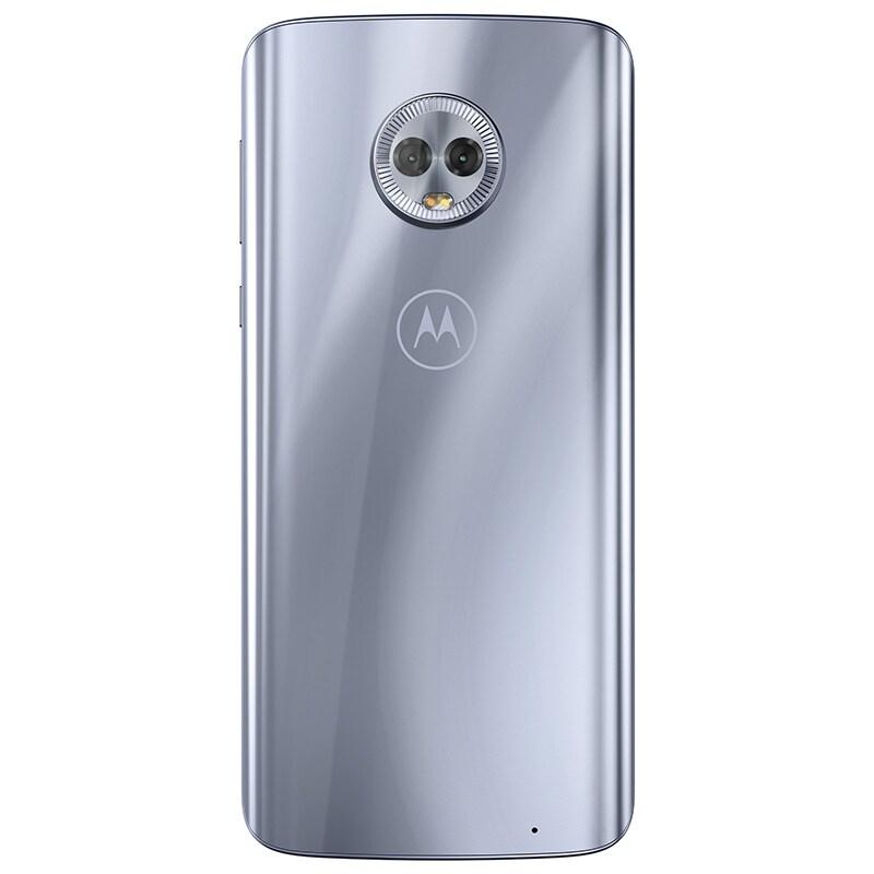 Celular MOTOROLA LTE XT1926-6 MOTO G6 PLUS Color AZUL NIMBUS Telcel