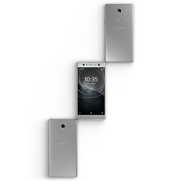 Celular SONY LTE H3223 XPERIA XA2 ULTRA Color PLATA Telcel