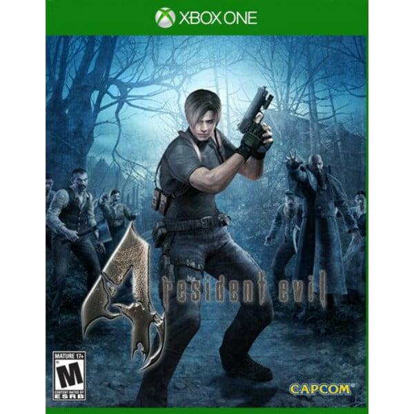 Juego Resident Evil 4 HD para consola XB1