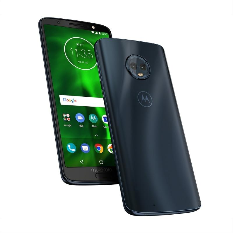 Motorola Moto G6 Azul