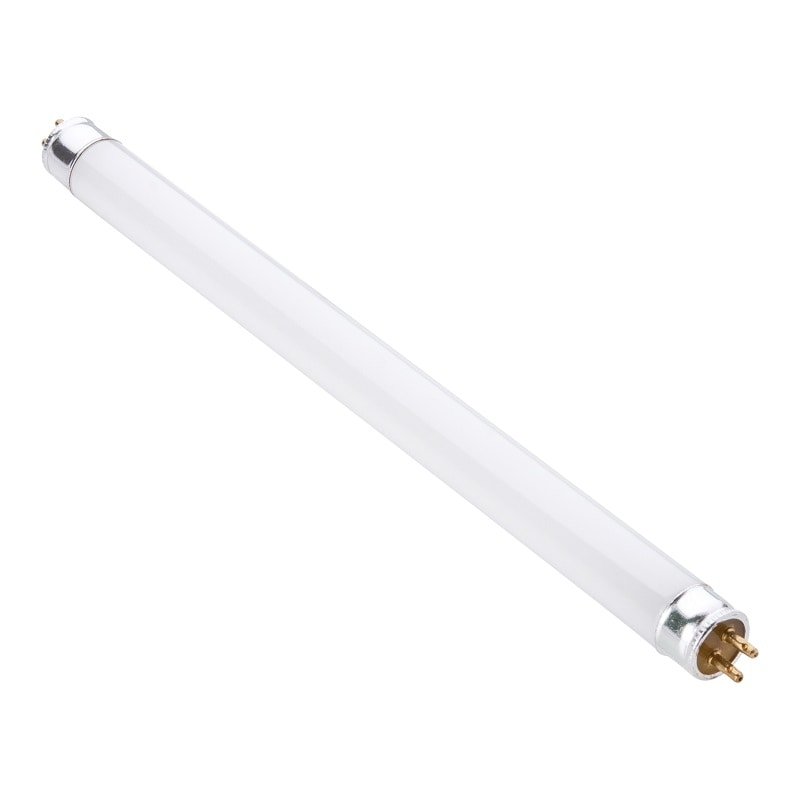 Lámpara fluorescente de luz UV, de 6 Watts