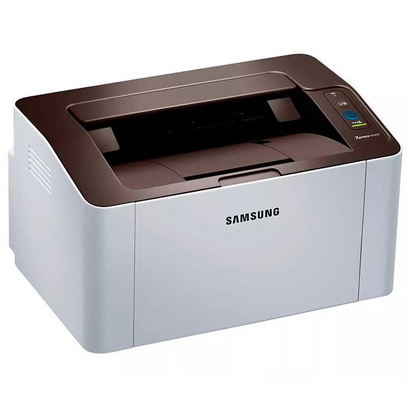 Impresora Laser SAMSUNG Xpress SL-M2020 Monocromática 20 ppm
