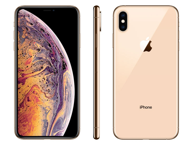 Celular APPLE IPHONE XS MAX Color DORADO 64GB Telcel