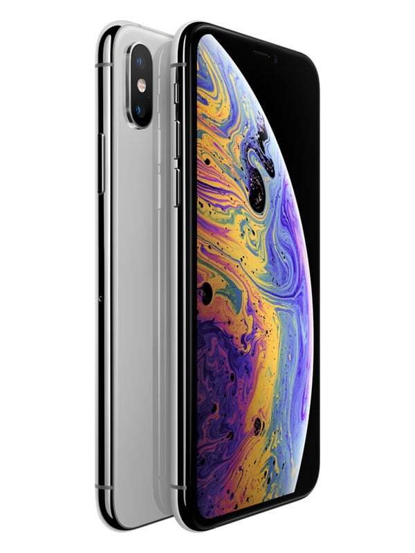 Celular APPLE IPHONE XS Color PLATA 256GB Telcel