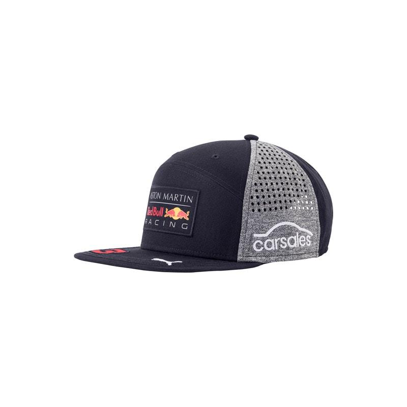 Gorra Ricciardo Original team Red Bull Racing Colección 2018