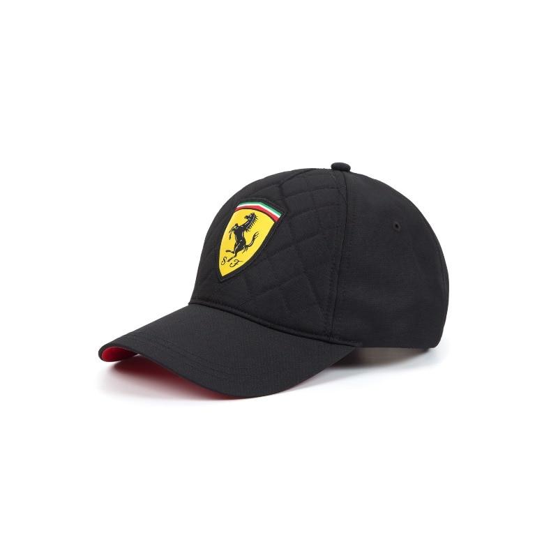 Gorra Quilt Cap Scuderia Ferrari Colecci?n 2018