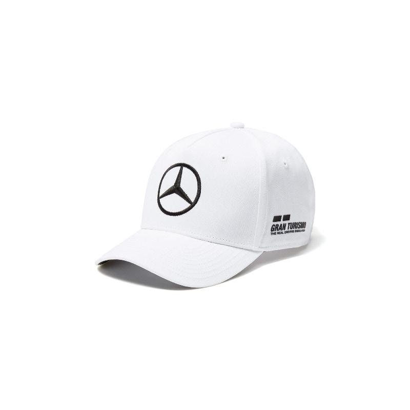 Gorra Hamilton (Baseball) Original Mercedes Benz F1 Colecci?n 2018