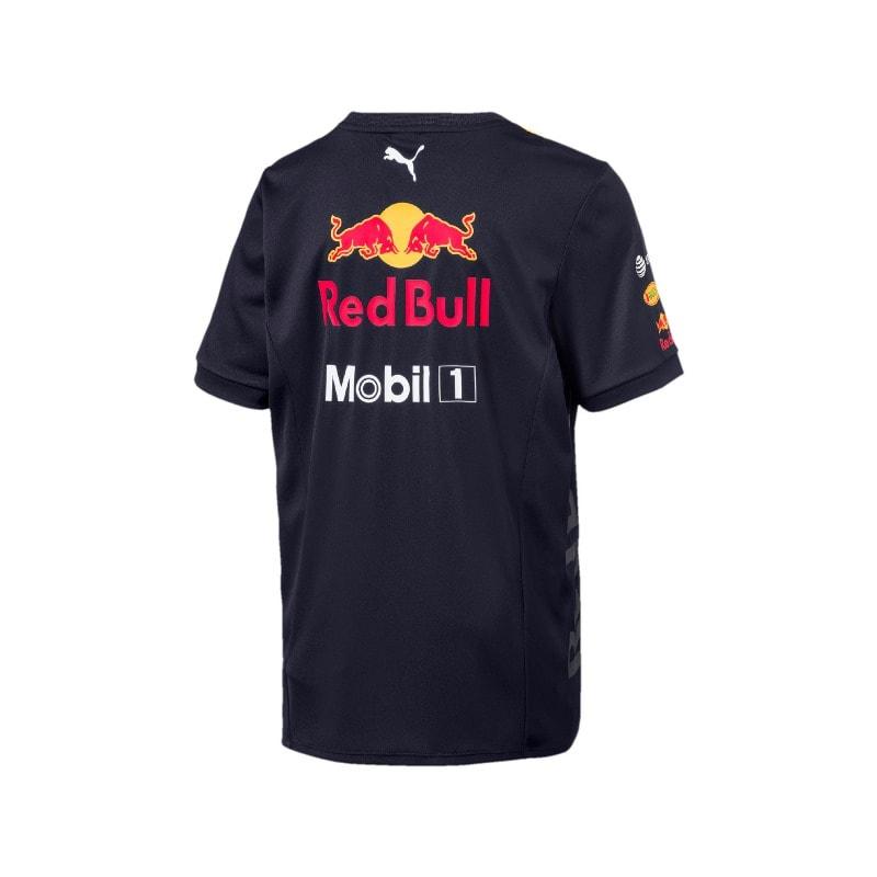 T Shirt niño Original team Red Bull Racing Colección 2018