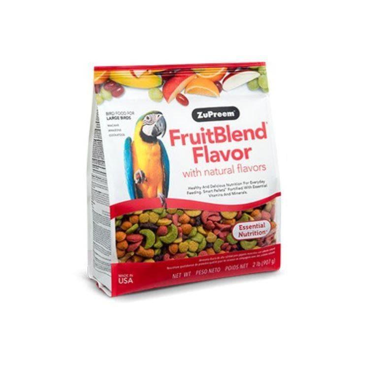 Alimento Zupreem Fruitblend Loros Y Guacamayas 900gr