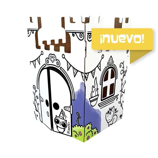 FIGURA ARMABLE PARA DECORAR / PIEDRA, PAPEL O TIJERAS / REINO ENCANTADO