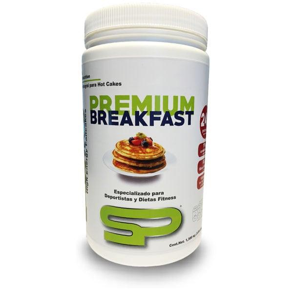 Premium Breakfast Hotcake Integral Sportivo