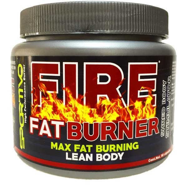 Fire Fat Burner Sportivo