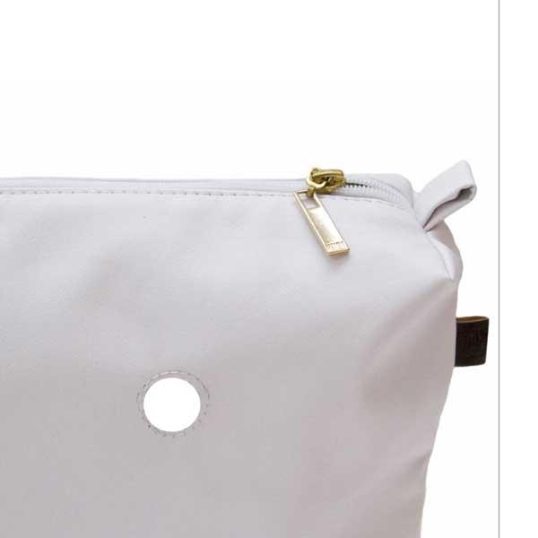JOIN HANDBAGS Bolso de Dama color Blanco Oro