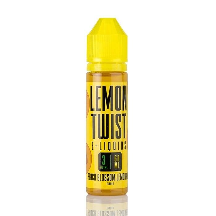 E liquid Lemon twist 60 ml 3mg liquido para vape