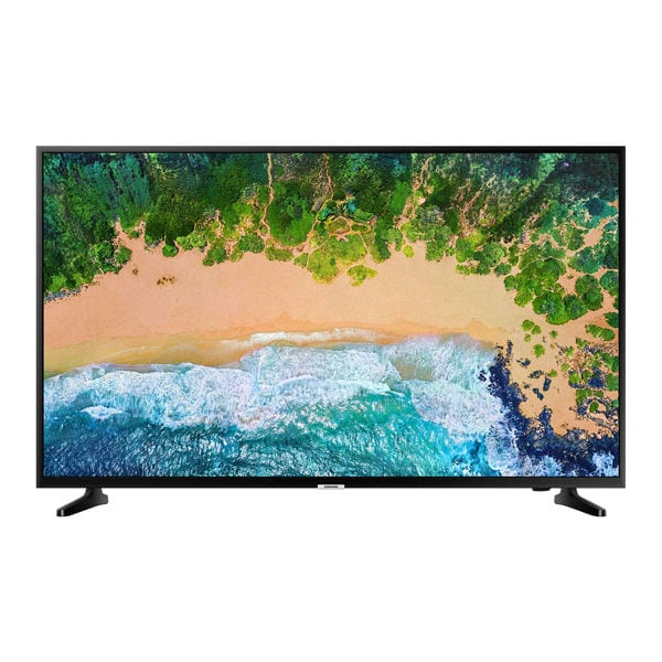 Pantalla Smart TV LED Samsung UN43NU7100FXZX 4K UHD 43 Pulgadas