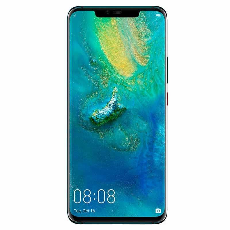 Celular HUAWEI LTE LYA-L09 MATE 20 PRO Color VERDE Telcel y llévate de regalo un HUAWEI JKM-LX3 Y9 2019.