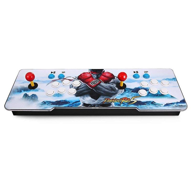 Tablero Gamer Arcade Pandora Box +999 Juegos Maquinitas Consola