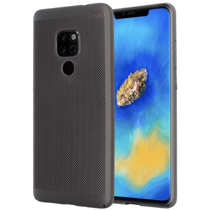 Funda Case Slim Huawei Mate 20 + Cristal Templado