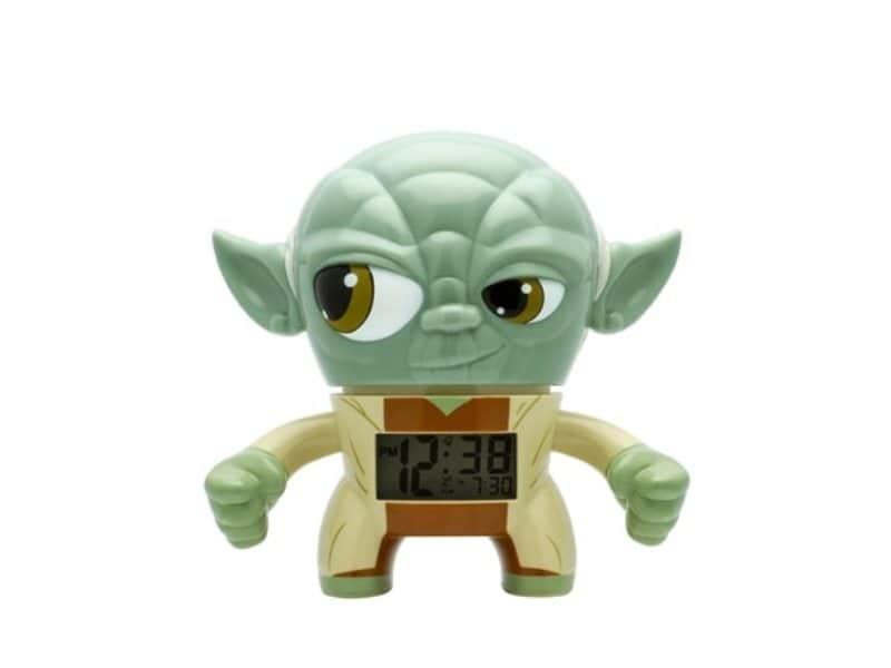 Reloj Despertador Mini BULB BOTZ Yoda