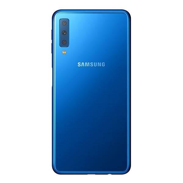 Celular SAMSUNG LTE SM-A750G GAL A7 64GB Color AZUL Telcel
