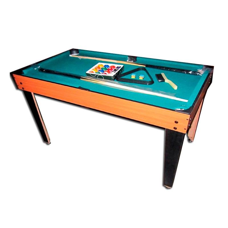 Futbolito Ping 4 Diversión Entretenimiento Billar Mesa Pong Hockey En 1 v8mNOwn0