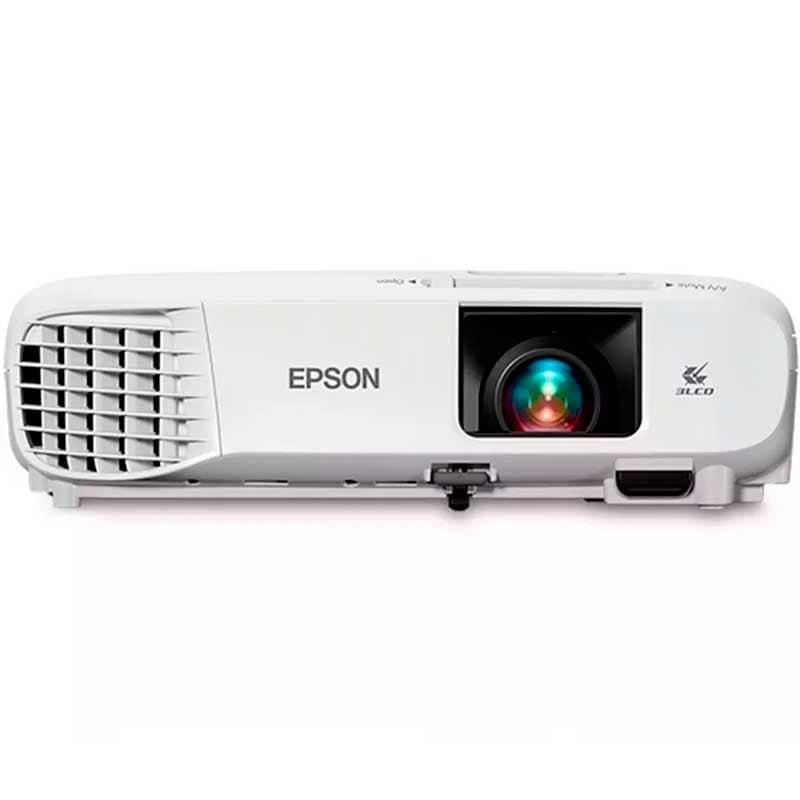 Proyector Epson S39 Powerlite Svga 3lcd 3300 Lumenes Hdmi