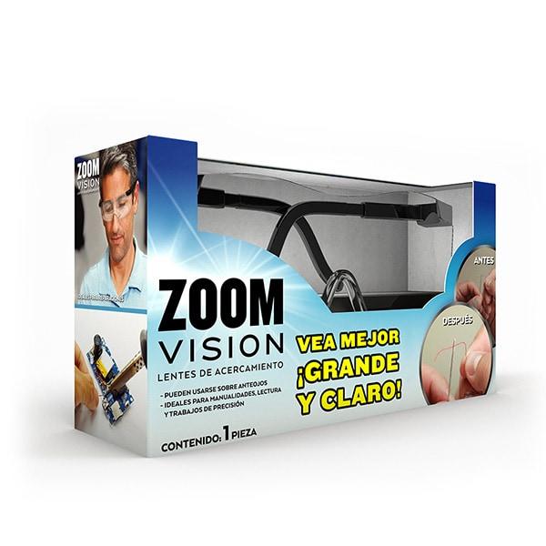 Lentes Zoom Vision