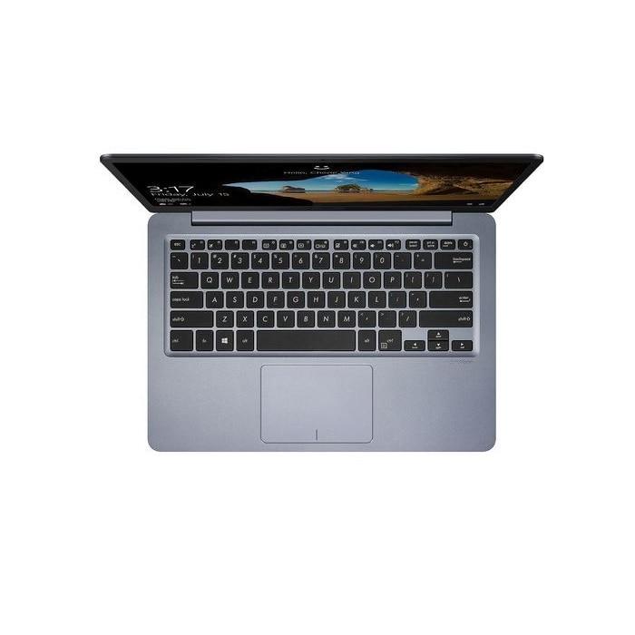 Laptop ASUS E406S intel Celeron, RAM 4GB, 64GB eMMC, Pantalla 14 pulgadas, Windows 10 Home Color Gris