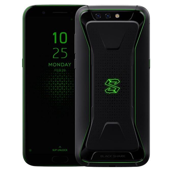 Celular Xiaomi Black Shark 64gb 6 Ram 4g Lte Dual Global