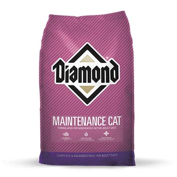 Diamond Alimento para Gato Maintenance 30/15 18 Kg con Fiprolex Pipeta Antipulgas para Gatos 1 pipeta